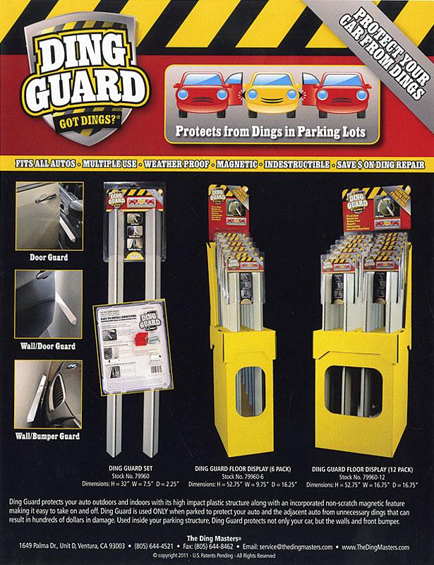 Ding Master Ding Guard